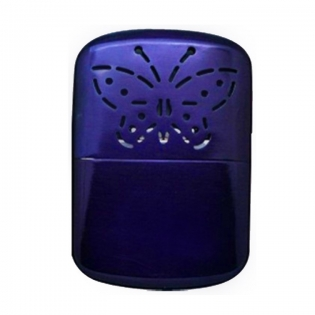 Rechargeable Pocket Hand Warmer PW-40 Purple