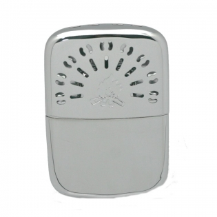 Refillable Hand Warmer  PW-51 Chrome