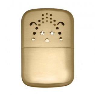 Reusable Pocket Warmer PW-49 Gold