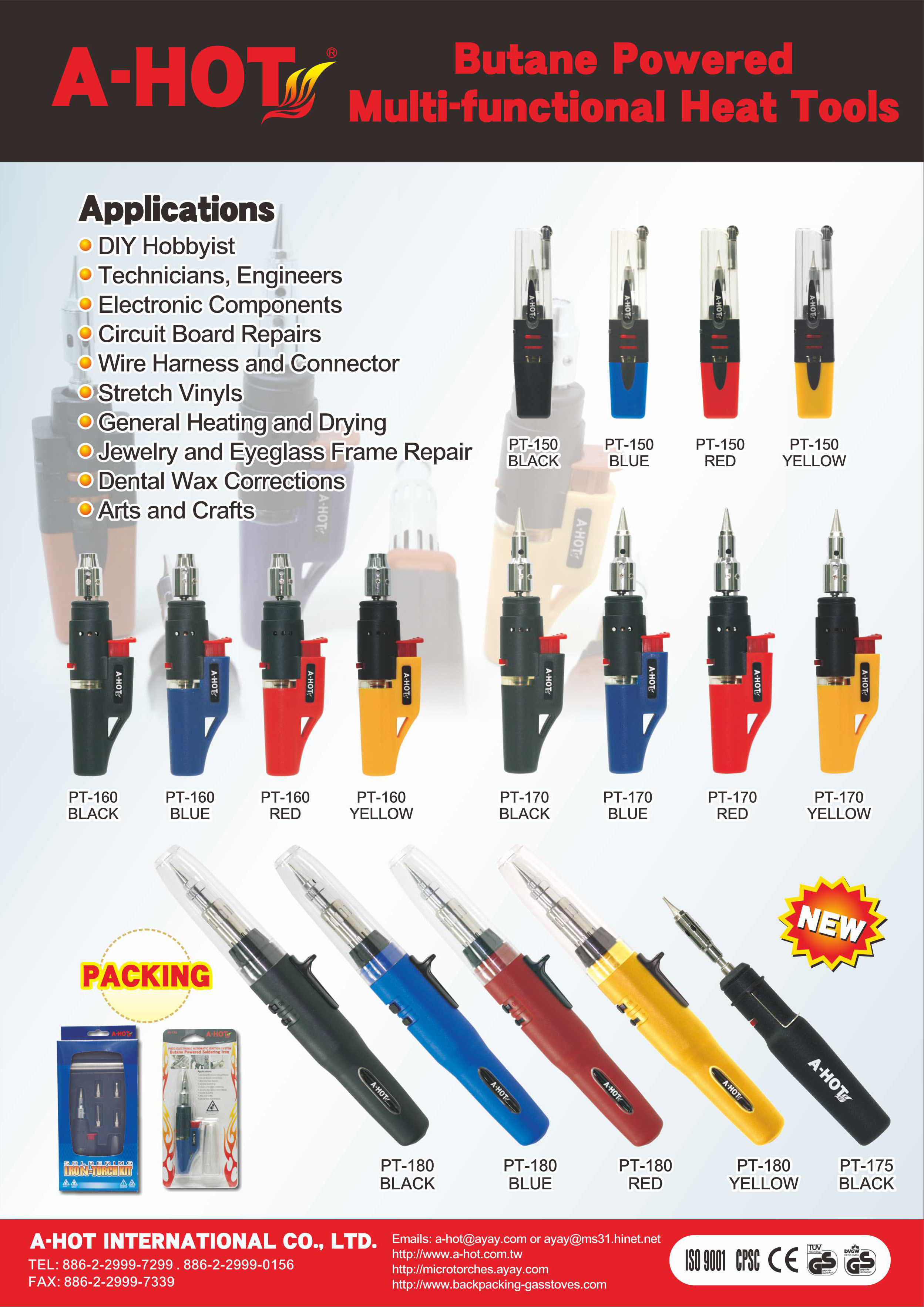 Cordless Soldering Iron Manufacture