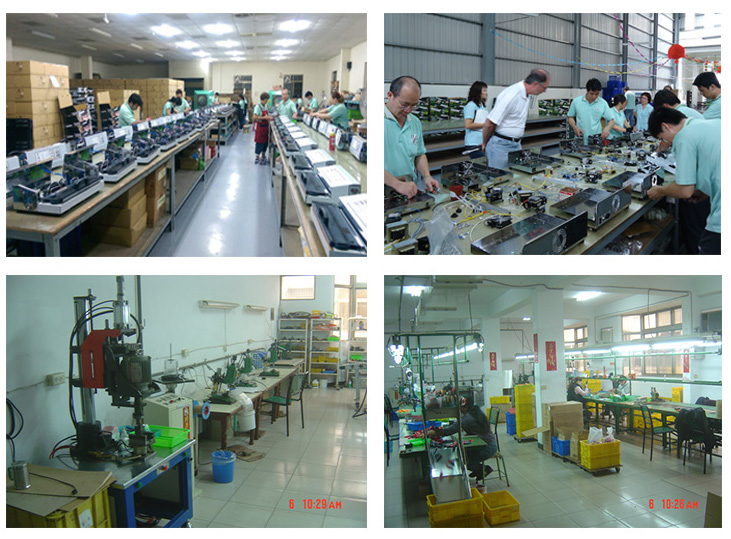Hot Melt Glue Gun Factory